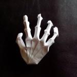 Правая рука оригами (Jeremy Shafer)