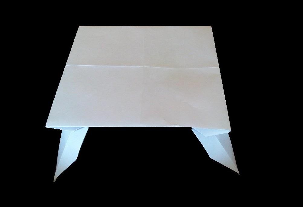 Стол оригами