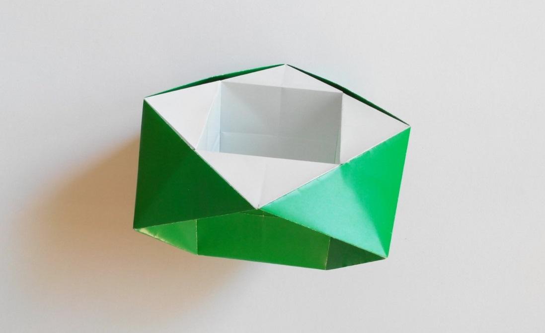 Коробочка большая объемная1
