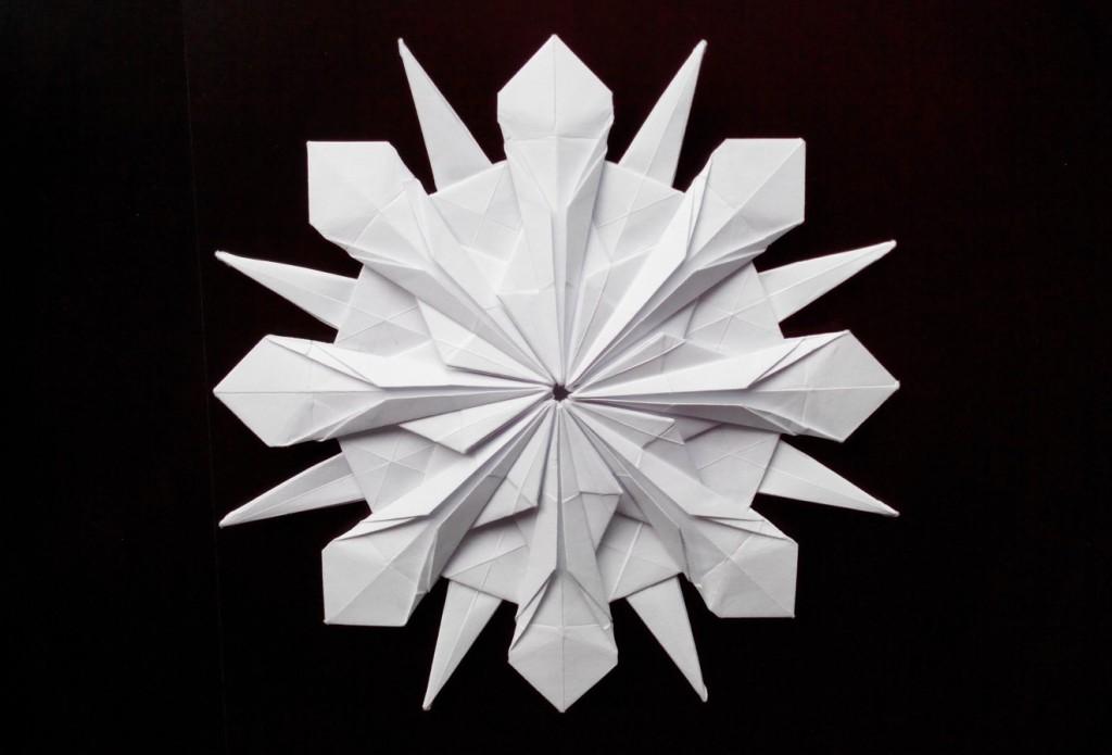 Красивая снежинка (Алексей Жигулев)