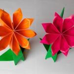 Цветок 8 лепестков
