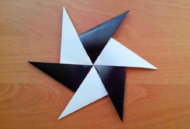 Звезда оригами (Andrey Hechuev)