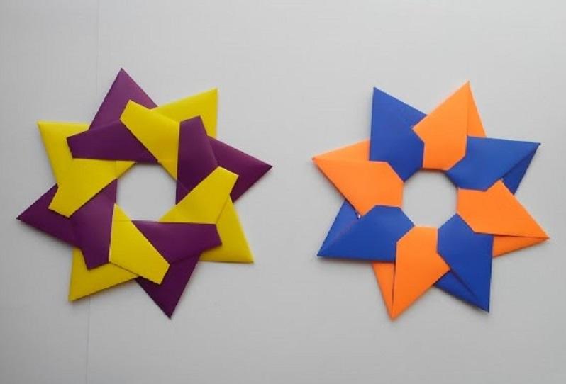 Звезда оригами (Maria Sinayskaya)