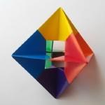 Гироскоп оригами