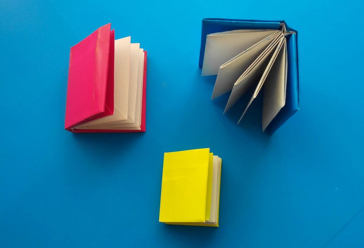 Книжка оригами