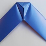 Летающая цикада оригами (Fumiaki Shingu)