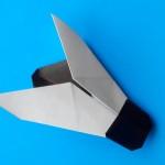 Как сделать муху оригами
