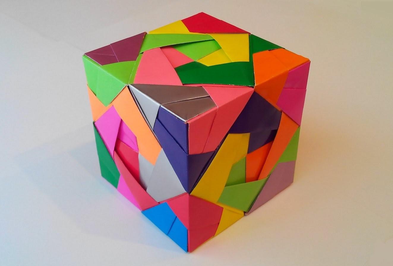 Куб из модулей