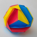 Шар оригами (Minako Ishibashi)