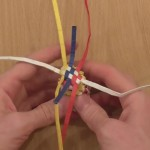 Как легко удлинить полоску бумаги для плетения